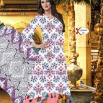 Dawood Textiles Gold lawn Collection 2013 Volume 2 For Women 007