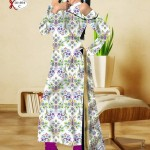 Dawood Textiles Gold lawn Collection 2013 Volume 2 For Women 009