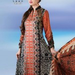 Dawood Textiles Lawn Collection 2013 Volume 2 For Women 0011