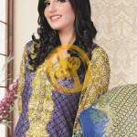 Dawood Textiles Liali Lawn Collection 2013 Volume 2 For Women 0012