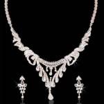 Diamond Necklace Designs 002 382x420
