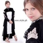 Eden Robe Kids Wear Dresses 2013 For Eid 003