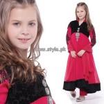 Eden Robe Kids Wear Dresses 2013 For Eid-Ul-Fitr 005