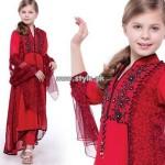 Eden Robe Kids Wear Dresses 2013 For Eid-Ul-Fitr 006