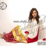 Embellished by Sadaf Amir Semi-Formal Collection 2013 For Girls 001