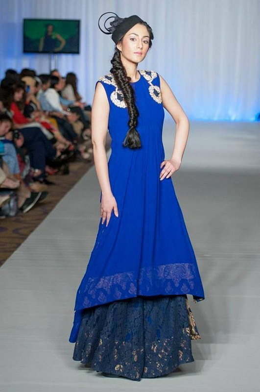 Gul Ahmed Pret Collection At London Fashion Week 2013 008