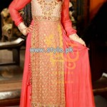 Jannat Nazir Party Wear Collection 2013 For Girls 002