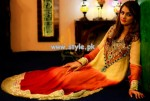 Jannat Nazir Party Wear Collection 2013 For Girls 003