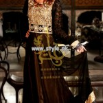 Jannat Nazir Party Wear Collection 2013 For Girls 005
