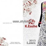 K.Eashe Summer Collection 2013 For Girls 001