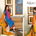 Kalyan Eid Collection 2013 by Z.S Textiles 002