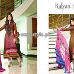 Kalyan Eid Collection 2013 by Z.S Textiles 004