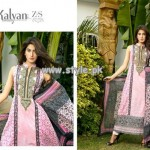 Kalyan Eid Collection 2013 by Z.S Textiles For Women 006