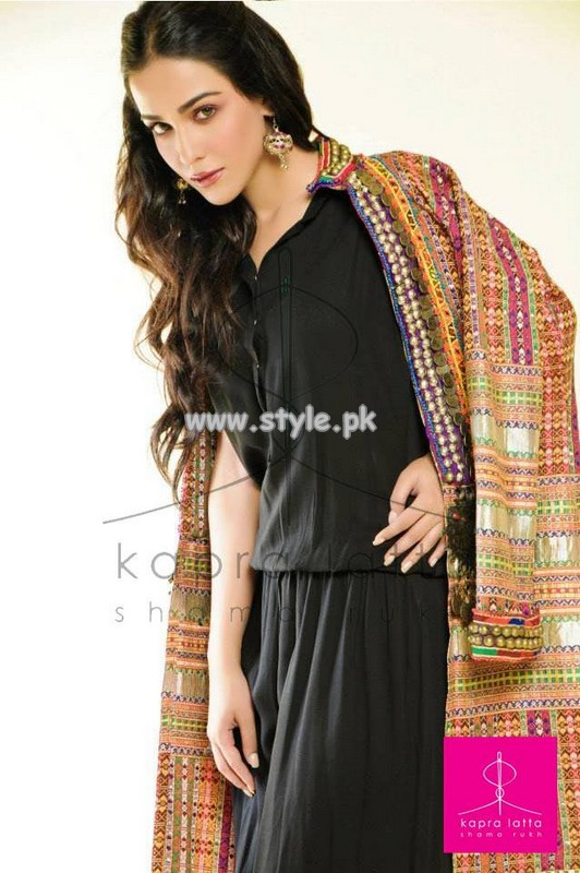 Kapra Latta Summer Collection 2013 For Women 008