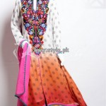 Kashish Party Wear Collection 2013 For Summer 005