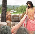 Lakhany Eid Collection 2013 for Women by LSM Fabrics 005