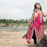 Lakhany Eid Collection 2013 for Women by LSM Fabrics 009