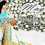 Magnifique by Lala Textiles Lawn Collection 2013 Volume 2 002