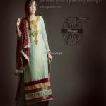 Mosiac by Sundus New Formal Wear Dresses 2013 for Women 003