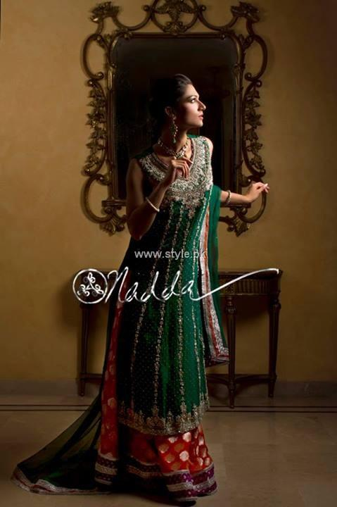 Nadda Salim Formal Wear Collection 2013 for Women