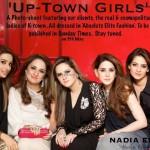 Nadia Ellahi Summer Collection 2013 for Women 005