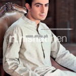 Naqsh by Nishat Linen Eid Collection 2013 004