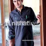 Naqsh by Nishat Linen Eid Collection 2013 For Men 006