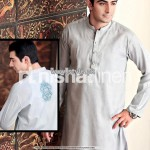 Naqsh by Nishat Linen Eid Collection 2013 For Men 007