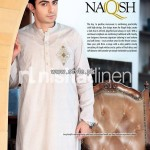 Naqsh by Nishat Linen Eid Collection 2013 For Men 010