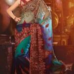 Natasha Couture Sarees And Lehenga Sarees Collection 2013 For Women 0011