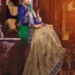 Natasha Couture Sarees And Lehenga Sarees Collection 2013 For Women 0013