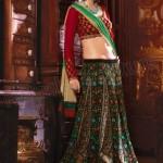 Natasha Couture Sarees And Lehenga Sarees Collection 2013 For Women 0016