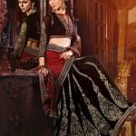 Natasha Couture Sarees And Lehenga Sarees Collection 2013 For Women 0017