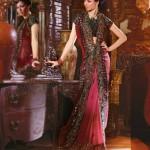 Natasha Couture Sarees And Lehenga Sarees Collection 2013 For Women 0019
