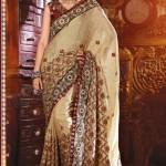 Natasha Couture Sarees And Lehenga Sarees Collection 2013 For Women 002