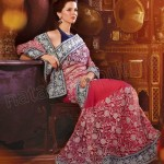 Natasha Couture Sarees And Lehenga Sarees Collection 2013 For Women 0021