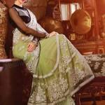 Natasha Couture Sarees And Lehenga Sarees Collection 2013 For Women 003