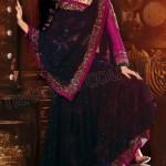 Natasha Couture Sarees And Lehenga Sarees Collection 2013 For Women 007