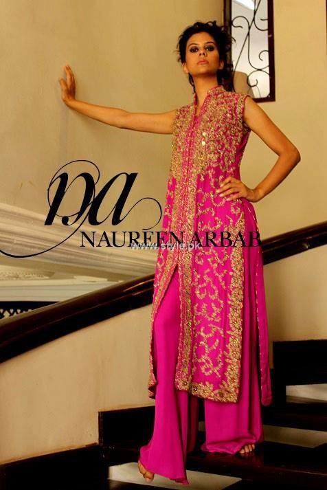 Naureen Arbab Formal Wear Collection 2013