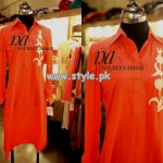 Naureen Arbab Summer Dresses For Women 2013 007