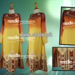 Needle Impressions Party Wear Collection 2013 For Girls 004