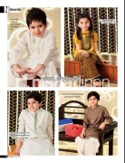 Nishat Linen Eid Collection 2013 For Boys and Girls 004