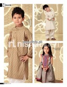 Nishat Linen Eid Collection 2013 For Kids 007