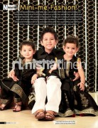 Nishat Linen Eid Collection 2013 For Kids 009