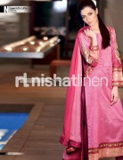 Nishat Linen Eid Collection 2013 for Women 004