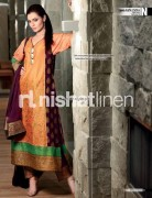Nishat Linen Eid Collection 2013 for Women 005