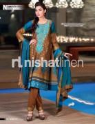 Nishat Linen Eid Collection 2013 for Women 006