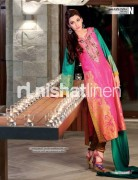 Nishat Linen Eid Collection 2013 for Women 012