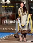 Nishat Linen Eid Collection 2013 for Women 014