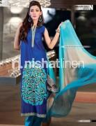 Nishat Linen Eid Collection 2013 for Women 015